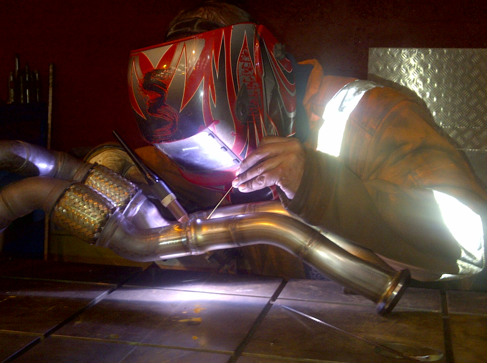 Welding Repairs Pld Smiddy Inverness Welding Amp Fabrication