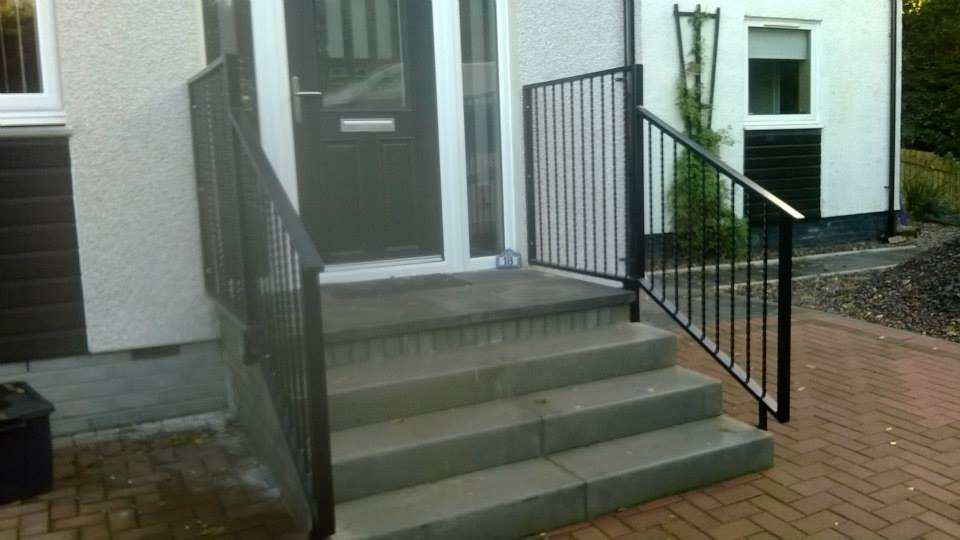 Hand Rails Inverness